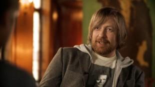 Regissør Morten Tyldum i intervju med Filmbonanza. (Foto: Nrk)