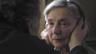 Emanuelle Riva i Amour (Foto: Festival de Cannes).
