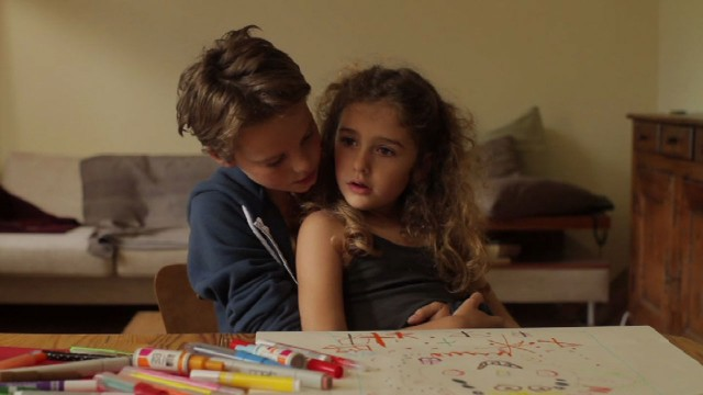 Zoé Héran og Malonn Lévana i Tomboy (Foto: Europafilm AS).