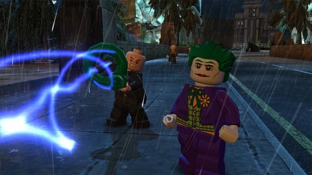 Lex Luthor og The Joker er blant skurkene du møter i LEGO Batman 2: DC Super Heroes (Foto: Warner Bros. Entertainment).