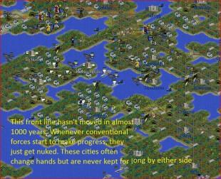 Civilization 2 fra Reddit.com-brukere Lycrius. (Foto: 2K Games)