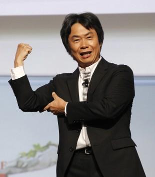 Miyamoto under E3 i 2011. (Foto: REUTERS/Mario Anzuoni)