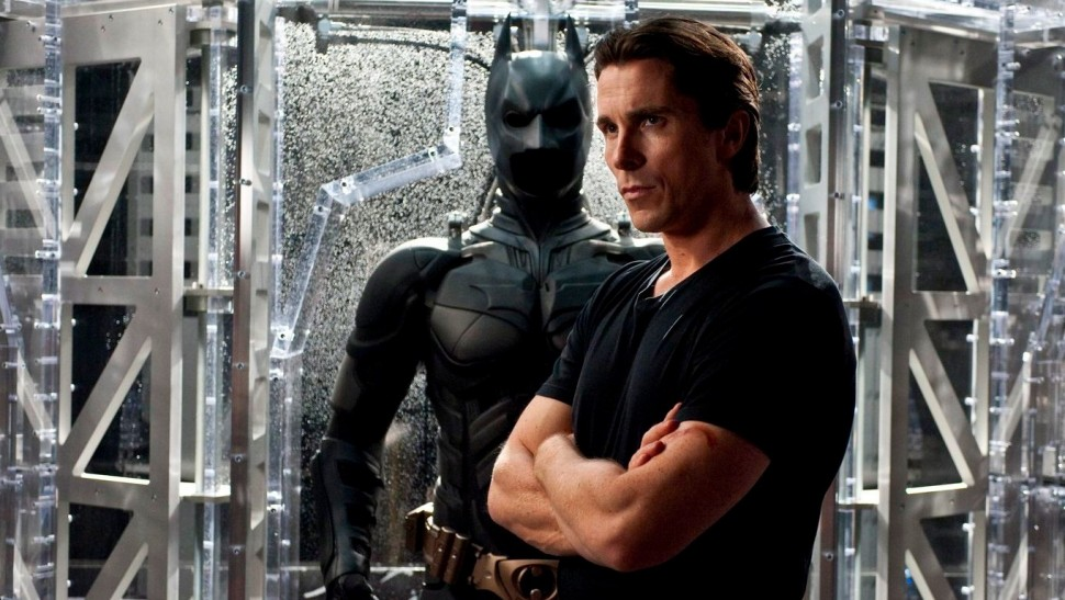 Christian Bale som Batman i The Dark Knight Rises. (Foto: SF Norge)