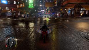 Hong Kong, slik det er skildra i «Sleeping Dogs» (Foto: Square-Enix).