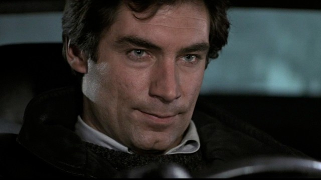 Timothy Dalton i The Living Daylights (Foto: SF Norge AS).