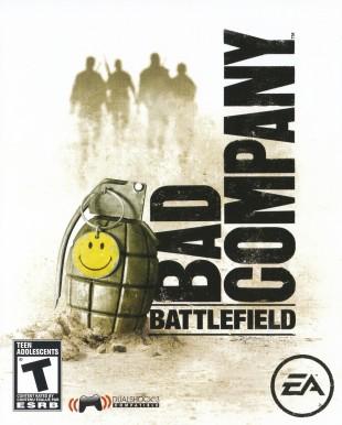 Battlefield: Bad Company frå 2007 (Foto: EA).