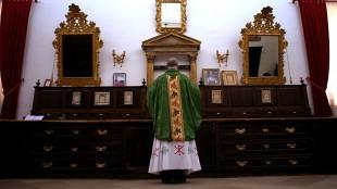 Noen av den katolske kirkes hemmeligheter avsløres i Eksorsisten i det 21. århundre (Foto: Gammaglimt).