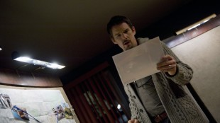 Ethan Hawke spiller krimforfatter i Sinister (Foto: Scanbox).