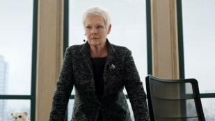 M (Judi Dench) møter sin egen fortid i Skyfall (Foto: MGM / SF Norge AS).