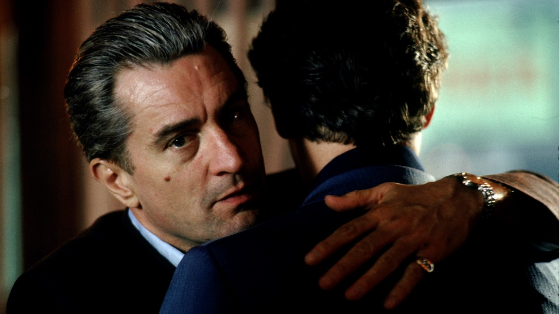 Goodfellas - Robert de Niro og Ray Liota. (Foto: Sandrew Metronome Video)