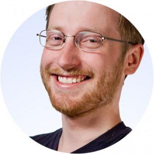 Rune Håkonsen, spillanmelder i Filmpolitiet. (Foto: Erlend Laanke Solbu, NRK).