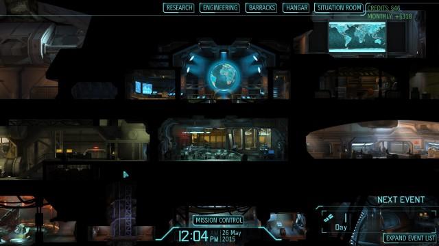 Hovudbasen i spelet –vist som ei lett tilgjengeleg maurtue (Foto: 2K Games).