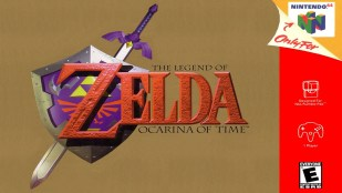 The Legend of Zelda: Ocarina of Time-cover. (Foto: Nintendo)