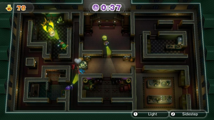 Skjermbilde fra «Nintendo Land». (Foto: Nintendo)
