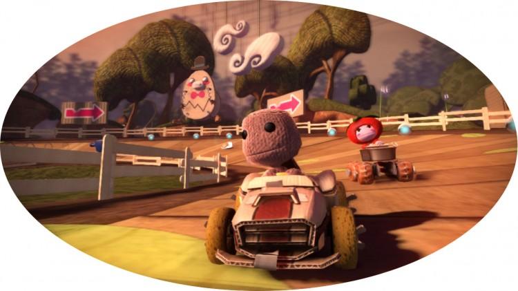 LittleBigPlanet Karting. (Foto: SCEE)