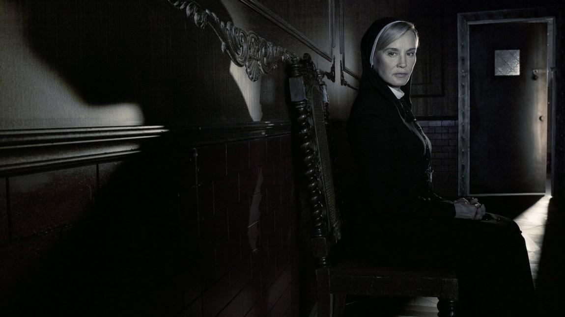 Jessica Lange i «American Horror Story: Asylum». (Foto: Fox Crime).