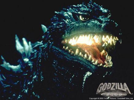 Godzilla 2000: Millenium. (Foto: Sony)