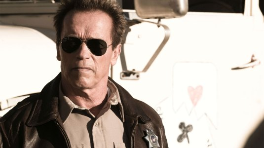Arnold Schwarzenegger i The Last Stand. (Foto: Lionsgate).