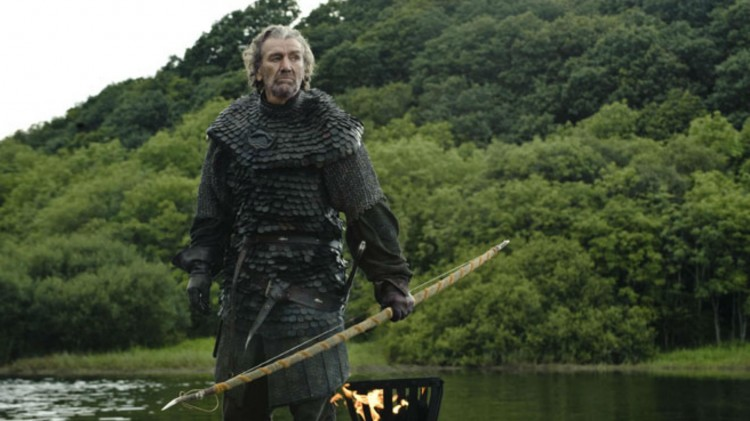 """Clive Russell som Brynden """"The Blackfish"""" Tully. (Foto: Helen Sloan, HBO)."""