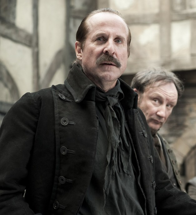 Peter Stormare i «Hansel & Gretel». (Foto: SF Norge)