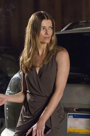 """Ivana Millicevic spiller Carrie i """"Banshee"""". (Foto: Cinemax)"""
