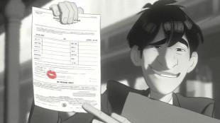 Paperman. (Foto: Disney Animation).