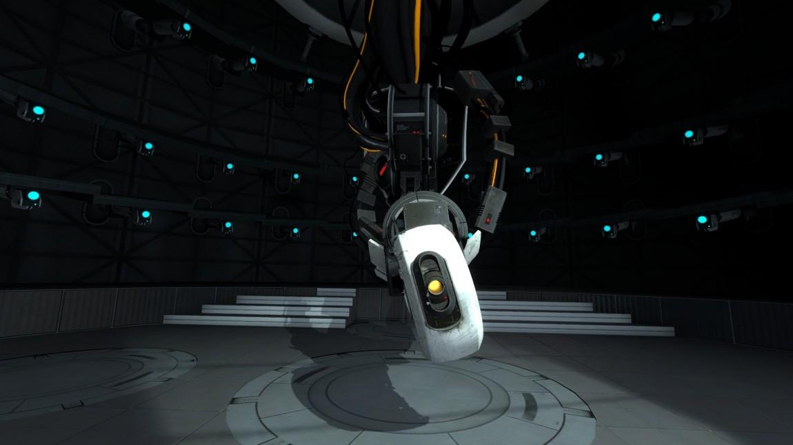 GLaDOS i Portal. (Foto: Valve)