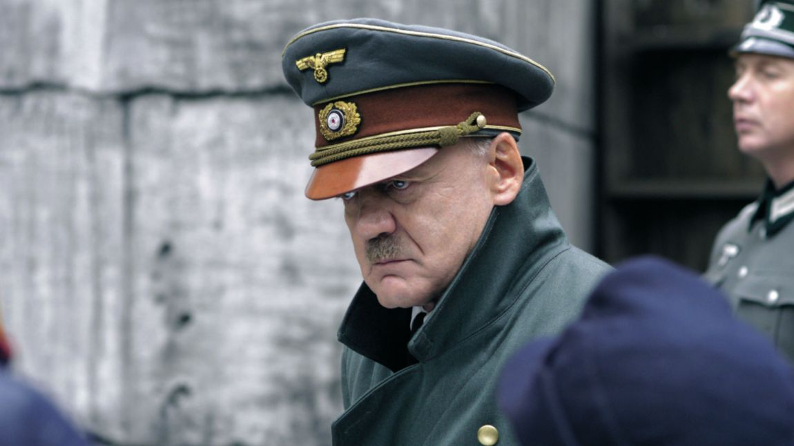 Adolf Hitler (Bruno Ganz) i Der Untergang (Foto: Sandrew Metronome).