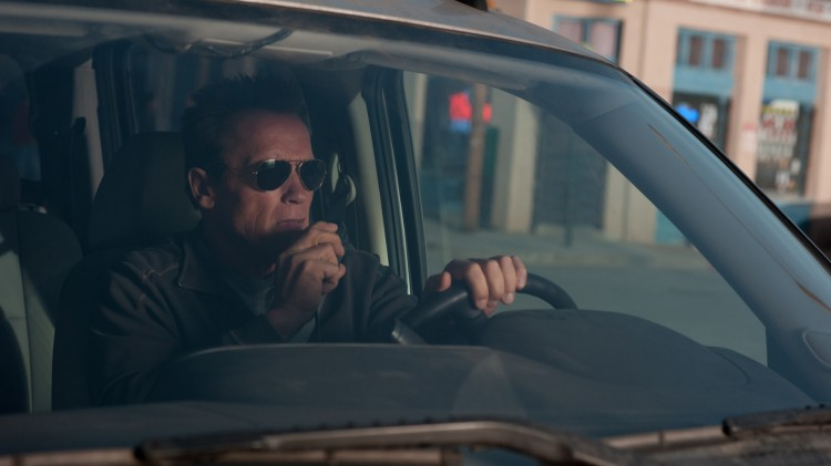 Arnold Schwarzenegger gjør comeback som småbysheriff i The Last Stand (Foto: Lionsgate).