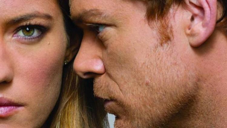 Forholdet til Dexters søster (Jennifer Carpenter) ble satt på prøve i sesong 7 (foto: Showtime)