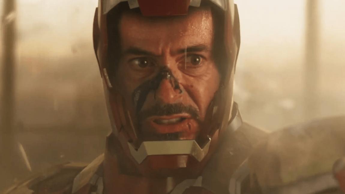 Robert Downey Jr. som Iron Man. (Foto: Disney)