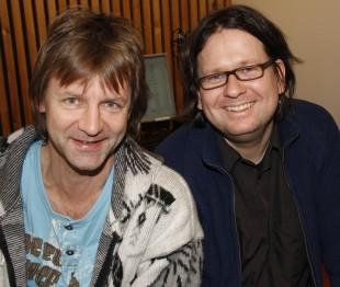 Finn Tokvam i P.I.L.S. (Foto: Jon Annar Fordal / NRK)