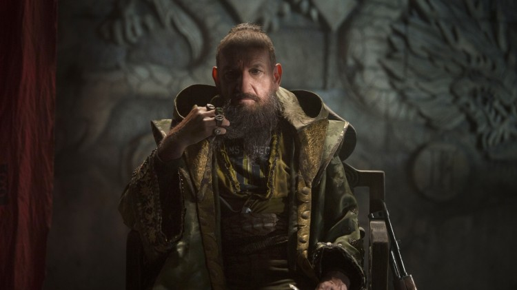 Ben Kingsley spiller terroristen Mandarin i Iron Man 3 (Foto: The Walt Disney Company Nordic).