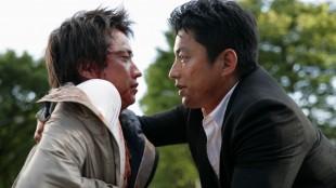 Kento Nagayama og Takao Osawa i Wara no tate (Foto: Festival de Cannes).