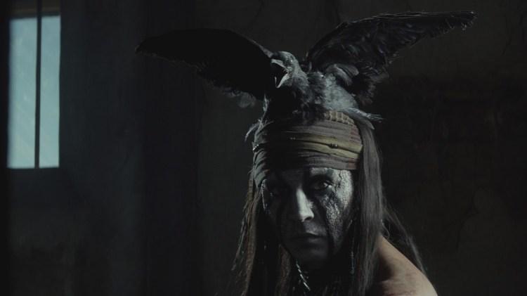 The Lone Ranger. (Foto: The Walt Disney Company Nordic)