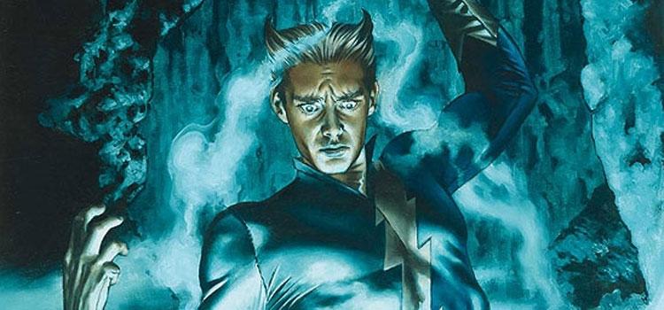 Quicksilver. (Foto: Marvel Comics).