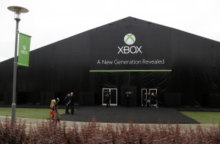 Xbox Campus i Redmond, Washington (Foto: REUTERS/Nick Adams)