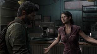 Konflikten mellom de overlevende er sentral i spillet.