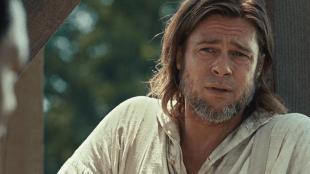 Brad Pitt er en av produsentene og spiller en liten rolle i 12 years a slave. (Foto:  SF Norge)