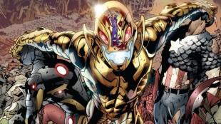 Ultron er den nye skurken i «Avengers»-oppfølgeren. (Foto: Marvel)