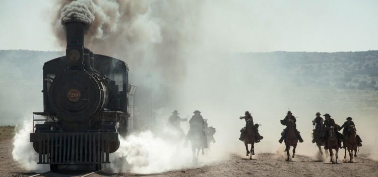 Togran i The Lone Ranger. (Foto: The Walt Disney Company Nordic).