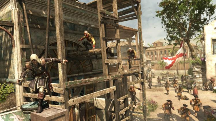 Havanna i Assassin's Creed IV: Black Flag. (Foto: Ubisoft).