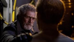 Stephen Lang spiller Ferris i Pionér (Foto: Erik Aavatsmark / Friland Produksjon AS).