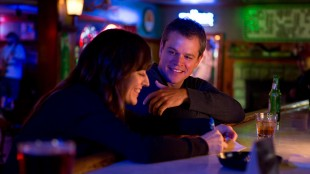 Matt Damon og Rosemarie DeWitt finner tonen i Promised Land (Foto: Tour de Force).