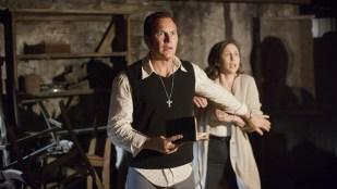 Patrick Wilson og Vera Farmiga oppdager noe djevelsk i The Conjuring (Foto: Warner Bros./SF Norge AS).