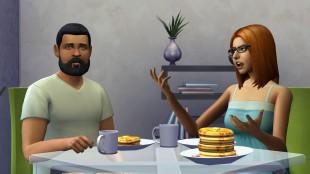 Sims 4 - større fokus på kjensler. (Foto: EA)