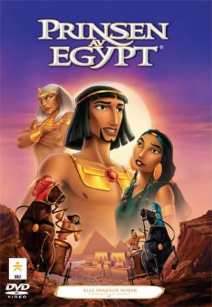 Prinsen av Egypt. (Foto: Paramount Home Entertainment)