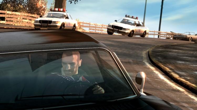 I 2008 valgte Expert å fjerne «GTA IV» fra butikkhyllene. Hovedpersonen Niko Bellics reiste fra fattig immigrant til en mafiasjef i underverdenen til den virtuelle byen Liberty City bød på mange kontroversielle sekvenser. (Promobilde: Rockstar Games)