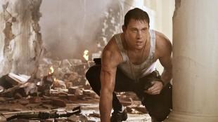 Channing Tatum spiller hovedrollen i White House Down (Foto: United International Pictures).