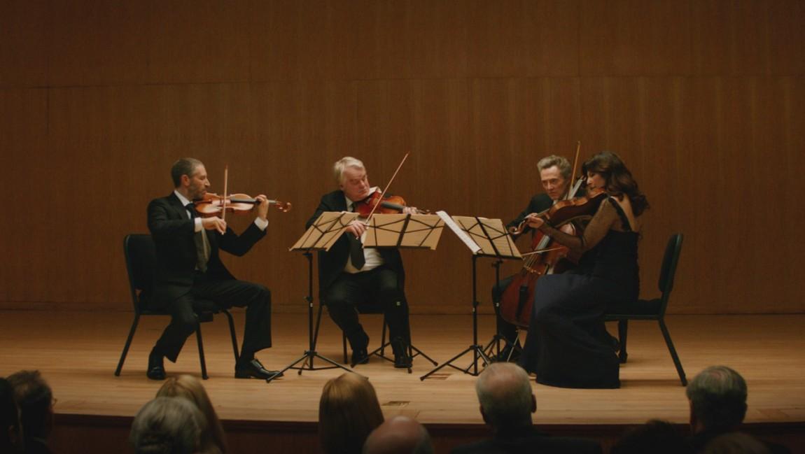 A late quartet. Foto: SF Norge)